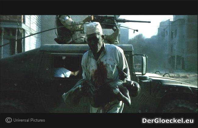 Scenenbild aus Black Hawk Down