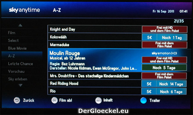 Tv Programm Sky Select